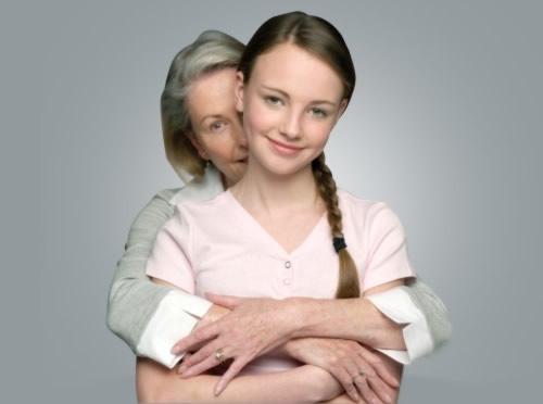 De una hija para una mamá