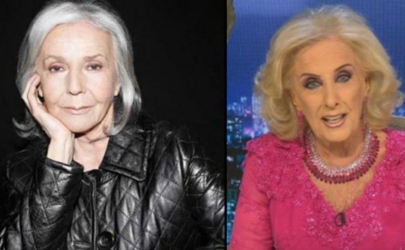 Beatriz Sarlo - Mirtha Legrand